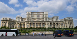 Rumania Palace of the Parliament Bucharest