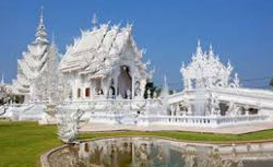 Thailand Wat Rong Khun The White Temple