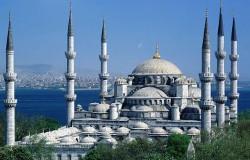 Turkey Blue Mosque Istanbul
