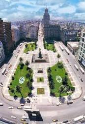 Uruguay Plaza Independencia
