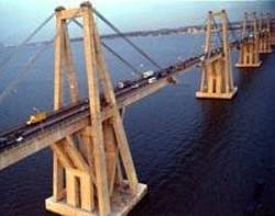 Venezuela General Rafael Urdaneta Bridge