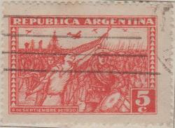 Argentina 615 G67