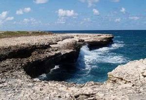 Barbuda Devils Bridge at Indian Town Point National Park