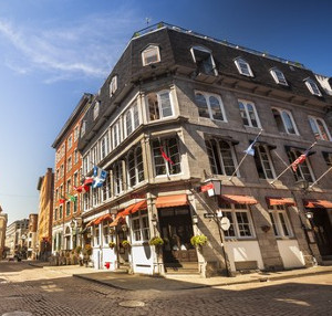 Canada, old Montreal