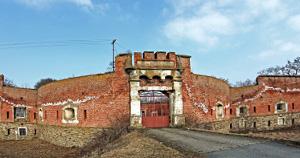 Czechoslovakia Roman Fort of Olomouc