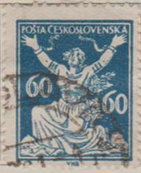 Czechoslovakia 202 G282