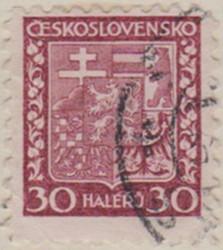 Czechoslovakia 290 G284