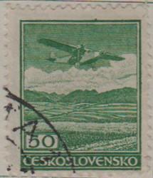 Czechoslovakia 309 G285