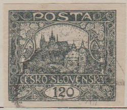 Czechoslovakia 34 G279