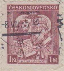 Czechoslovakia 343 G286