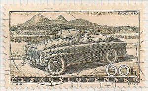 Czechoslovakia 1068 i112