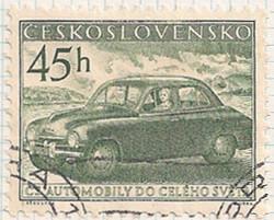 Czechoslovakia 862 i112