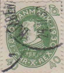 Denmark 264 G306