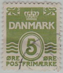 Denmark 268 G306