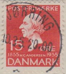 Denmark 295 G307