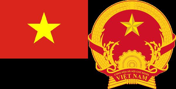 Vietnam Flag & Coat