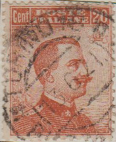 Italy 105 G580