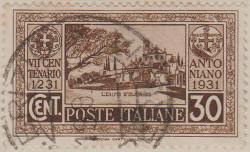 Italy 306 G586