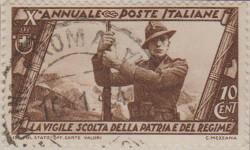 Italy 351 G587