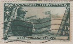 Italy 352 G587