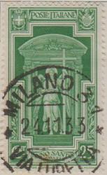 Italy 385 G588