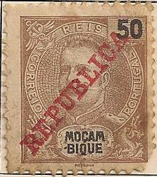 Mozambique 153 H773