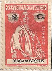 Mozambique 201 H775