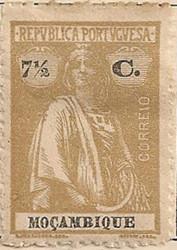 Mozambique 260 H775
