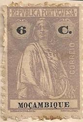 Mozambique 275 H776
