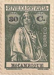 Mozambique 287 H776
