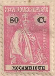 Mozambique 293 H776