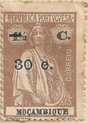 Mozambique 310 H776