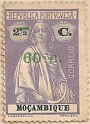 Mozambique 311 H776