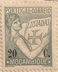 Mozambique 334 H777