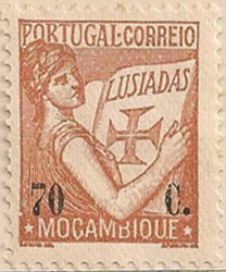 Mozambique 341 H777