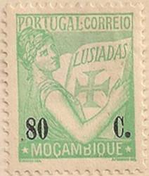 Mozambique 342 H777