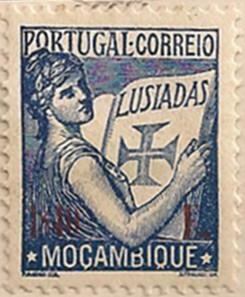 Mozambique 345 H777