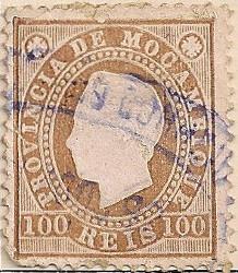 Mozambique 40 H771
