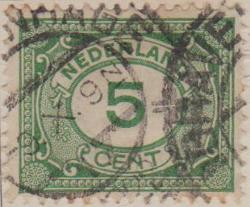 Netherlands 242 G498