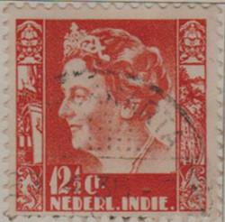 Netherlands Indies 345 G328