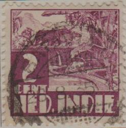 Netherlands Indies 397 G328