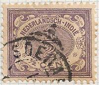 Netherlands Indies 120 i14