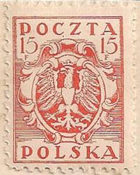 Poland 107 H883