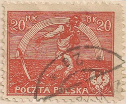 Poland 167 H885