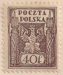 Poland 182 H886