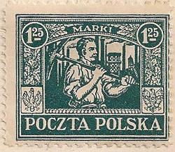 Poland 186 H886