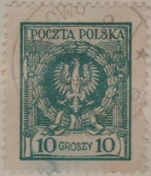 Poland 222 H887