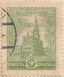 Poland 244a H888