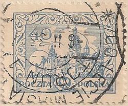Poland 250 H888