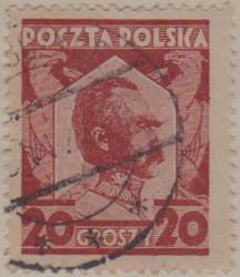 Poland 262.1 H889